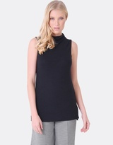 Forcast Stella Cowl Neck Knit Top