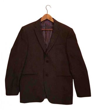 Sand Brown Wool Jackets