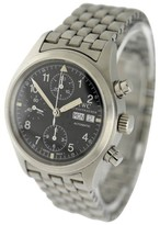 IWC Big Pilot IW370607 Stainless Steel 39mm Watch