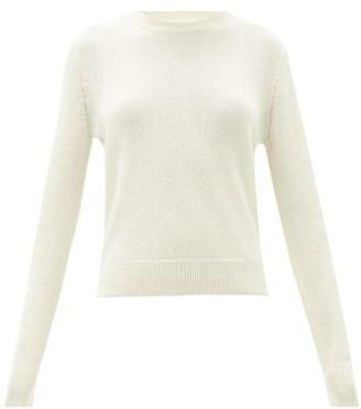 The Row Arturo Cashmere Sweater - Light Yellow
