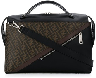 Fendi FF motif briefcase