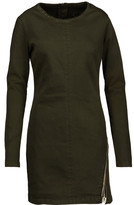 RtA Yves stretch cotton-blend mini dress