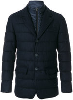 Herno classic padded jacket - men - Polyamide/Polyester/Virgin Wool - 48
