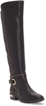 Vince Camuto Poppidal Knee High Riding Boot