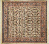 One Kings Lane 8'1x8'6 Pak-Persian Rita Rug, Ivory