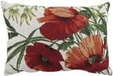 Park B Smith Park B. Smith Poppies Tapestry Decorative Pillow