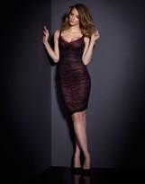 Agent Provocateur Katrionah Dress Black/Red