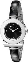 Salvatore Ferragamo Women's FII010015 Gancino Stainless Steel Bracelet Watch