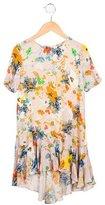 Preen Girls' Floral Flounce Dress