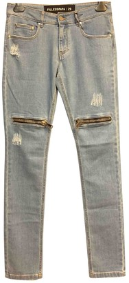 Filles a papa Cotton - elasthane Jeans for Women
