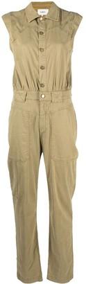 BA&SH Pipas sleeveless jumpsuit