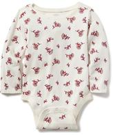 Old Navy Crew-Neck Bodysuit for Baby