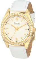 Bulova Caravelle Swarovski® Crystals Silver-white Dial Women's watch L102