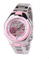 Casio Women's Core LCF10D-4AV Stainless-Steel Quartz Watch