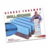 George Foreman GEORGE FORMAN SPONGE FOR GRILL