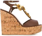 Giuseppe Zanotti Design 'Nancy' wedge sandals