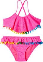 LIMITED TOO Limited Too Girls Bikini Set - Big Kid