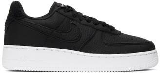 Nike Black Air Force 1 07 Craft Sneakers