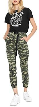 Pam & Gela Camouflage Cargo Pants