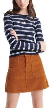 Superdry Women's Retro Stripe Long Sleeved Top