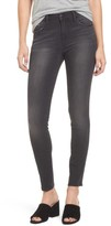 Leith Women's Studded Skinny Jeans