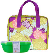 JCPenney BLUE AVOCADO BlueAvocado Insulated Lunch Carrier + Fold-Out Mat