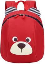 George Jimmy Anti-lost Kindergarten Backpack Cute Dog Shoulder Bag Children School Bag
