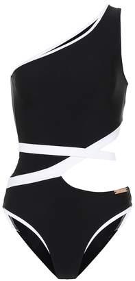 Alexandra Miro Tatiana one-shoulder swimsuit