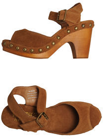 Jeffrey Campbell WOODIES BY Platform sandals