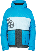 686 Blue Color Block Elevate Insulated Jacket - Boys
