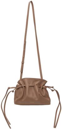 Mansur Gavriel Taupe Mini Protea Bag