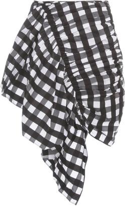 Marques Almeida MarquesAlmeida Skirt Gathered Mini