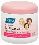 Jergens Cream Basic Cleansing Facial Cleanser - 15 Fl Oz