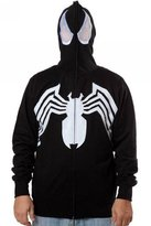 xcoser Venom Hoodie Cosplay Costume Black Full Zip Spring & Autumm Sweatshirt M