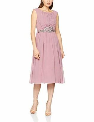 Little Mistress Women's L7994CIA Party Dress