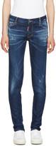 DSQUARED2 Indigo Skinny Jeans