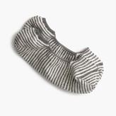 J.Crew Anonymous IsmTM no-show socks in stripe