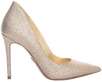 MICHAEL Michael Kors Glitter Pointed Toe Pumps