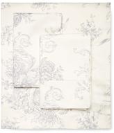 Melange Home Toile Cotton Sheet Set