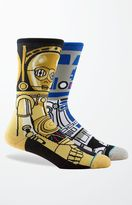 Stance x Disney Star Wars Droid Crew Socks