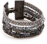 Chan Luu Adjustable Multi Strand Bracelet