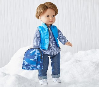 Pottery Barn Kids Special Edition Jackson Back to School Gotz Doll