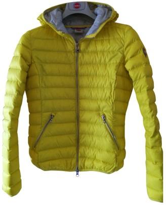 Colmar Yellow Coat for Women
