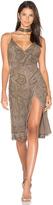 Majorelle Hollyhock Dress
