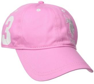 U.S. Polo Assn. Women's Number Three Baseball Hat