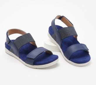 Spenco Orthotic Adjustable Back-Strap Sandals-Sanabel