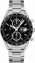 Tag Heuer CV201AJ.BA0727 Carrera chronograph watch