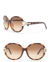 Chloé 58mm Oversized Sunglasses