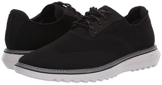 Mark Nason Mako - Cliffhaven (Black/Grey) Men's Lace up casual Shoes