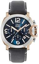 Cerruti Mens Watch CRA181SRS03BL